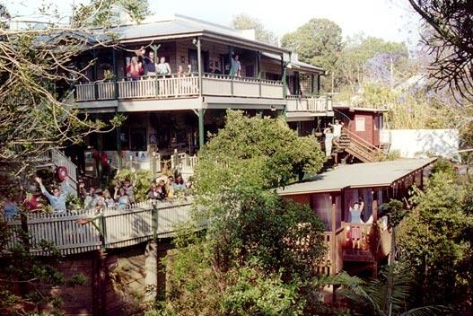 Bellingen YHA Bellingen, NSW, Australia. One of my fave places in Aus.