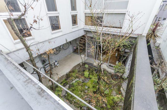 小さい自然を楽しむ家の中と庭がゆるやかにつながる住まい 庭 家