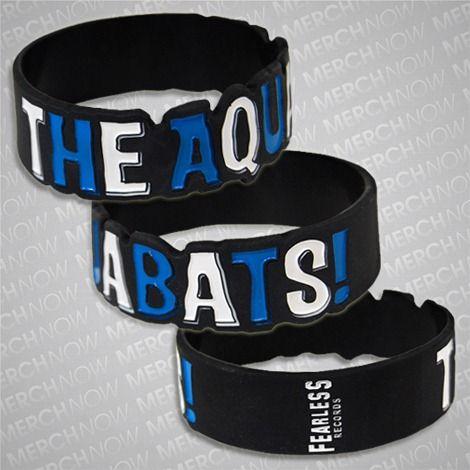 Aquabats wristband #aquabats #party