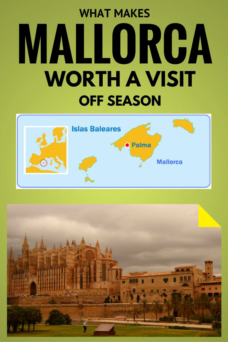 Mallorca, or Majorca is a Spanish island on the Mediterranean Sea and it belongs to the Balearic Islands family