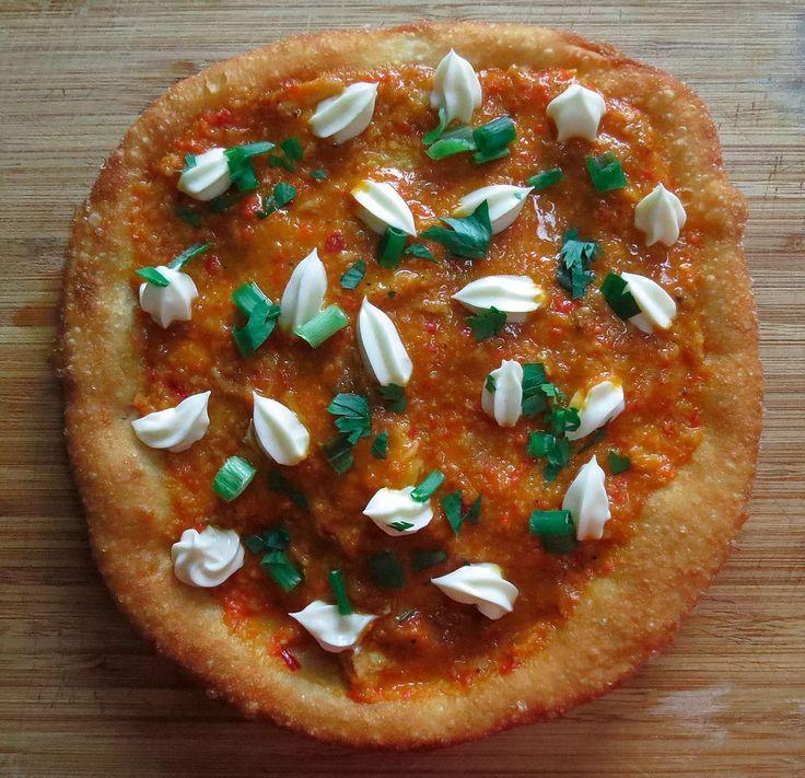 Singaporean Chili Crab Pizza
