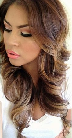 Cute Brown Colors For Hair - lily alridge | inspiring beauties | pinterest | lilies and lily hair styles: cute hair colors and styles best 25 brown hair blonde highlights ideas on pinterest | brown best 10 brown hair colour ideas on pinterest | br