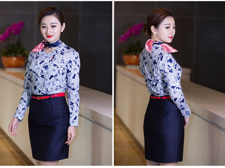 Fanny Adams Mijnbouw schoonheidsspecialiste stewardess uniformen werkkleding nieuwe carrière kostuums zomer receptie shopping guide overalls -tmall.com Lynx