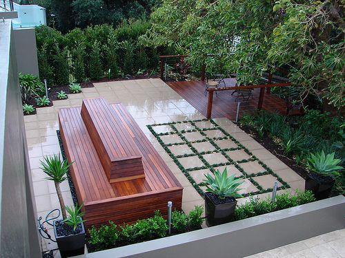 17 best images about modern garden designs on pinterest for Garden design ideas sydney