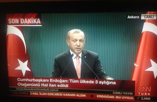 Türkiye'de 3 Ay Süreyle OHAL İlan Edildi, OHAL yönetim maddeleri neler?, neler olacak?