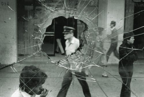 La ciudad de los fotógrafos: the story of photographers in Chile under the reign of Pinochet; directed by Sebastián Moreno, 2006 / photo by Alvaro Hoppe