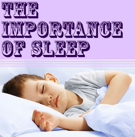Research shows the importance of sleep for children's health, academic performance and behavior. Our #LearningToolkit blog has 6 tips for helping kids get the right amount of sleep. Click for details.: