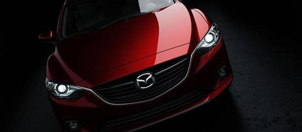 Yeni Mazda6'nın fotoğrafları yayınlandı.