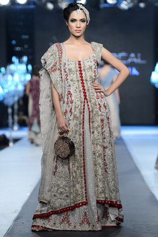 Latest Baroque Bridal Collection 2012 by Nickie Nina | Fashion Pakistan, Pakistani Fashion, Pakistani Fashion Designers,