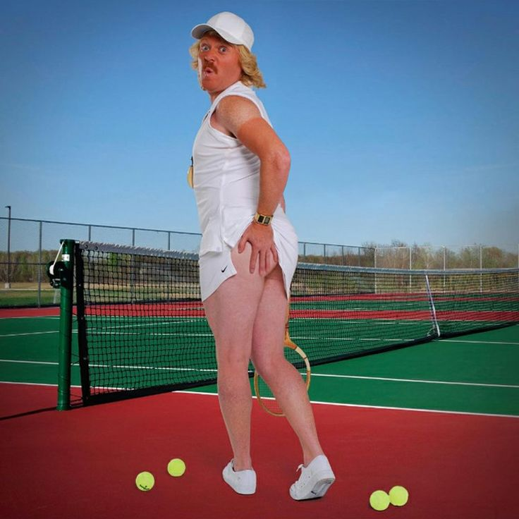 What, look Kylie minogue tennis girl