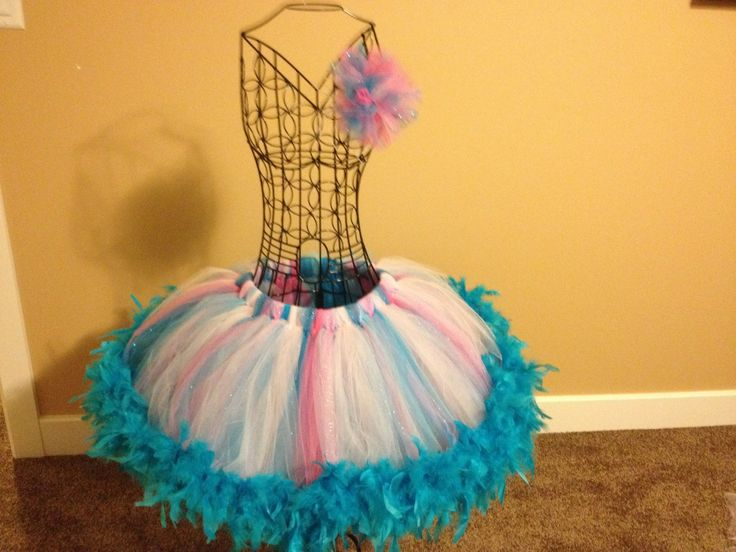 Women size Cotton Candy theme  made for a costumer .:)