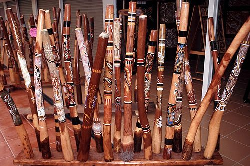 Aboriginal Didgeridoos