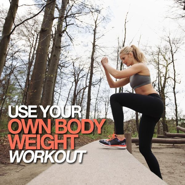 Are you ready to burn fat and tone your entire body using only bodyweight?  Weve designed a workout that tones every major muscle group, burns fat, boosts metabolism and does so in less than 20 minutes a day. #bodyweight #workout #Fitness