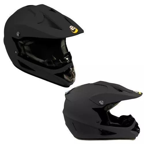 casco cross motocross