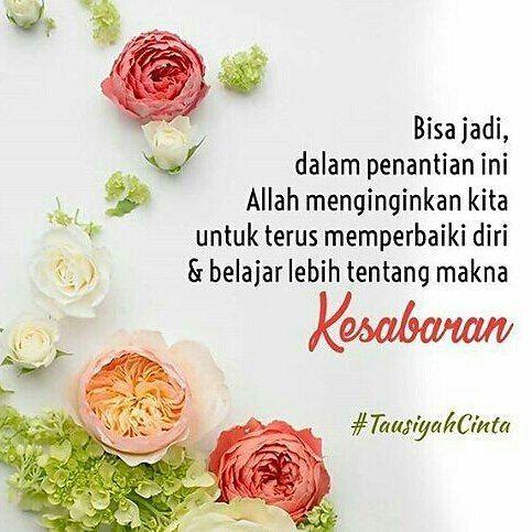 @afada_izza Menanti dalam diam menunggu dalam taat :) #tausiyahcinta #tausiahku #cinta #Allah #moslem #islam #katakata #sabar #taat #ibadah