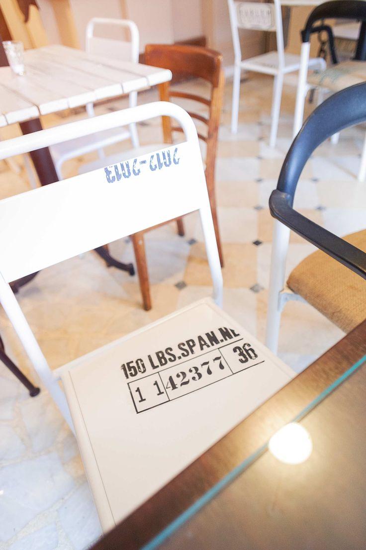 Metal Chair with print | SrkizChaos