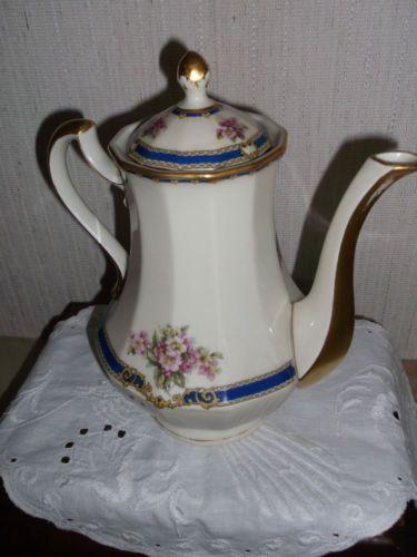 Antike Kaffeekanne, H&C,Schlaggenwald   eBay