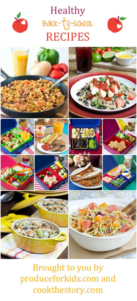 Healthy Homemade Hamburger Helper and More Recipes for Back to School