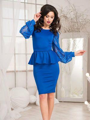 Платье синее - Cosmo - 2524660