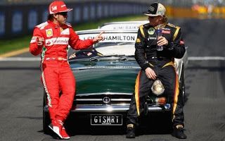 MAGAZINEF1.BLOGSPOT.IT: Clamoroso: Raikkonen potrebbe tornare in Ferrari