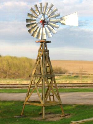 Aerometer Windmill