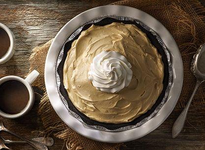 Tiramisu No-Bake Pie from Publix Aprons