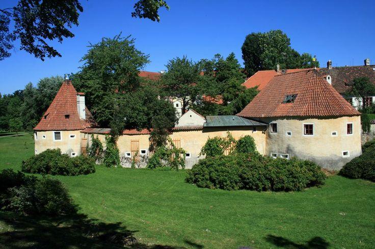 Třeboň - fortification