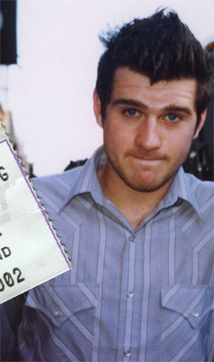 I nearly had forgotten about my undying passion for Jesse Lacey from brand new!
