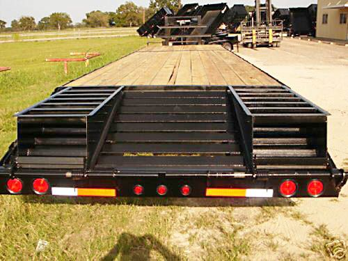 Find the Perfect Deck Over Trailers: Equipment Trailers for Sale | Heavy Equipment Trailers