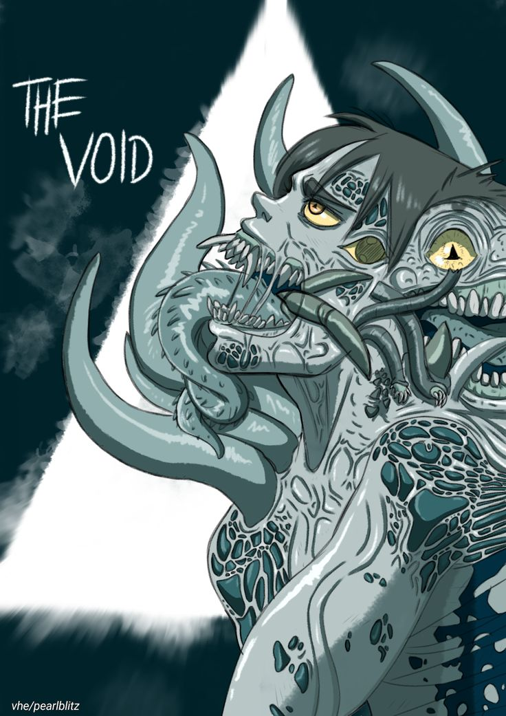 The void A fan art from netflix horror themed film By vhe-splatter #thevoid #netflix #horror #gore