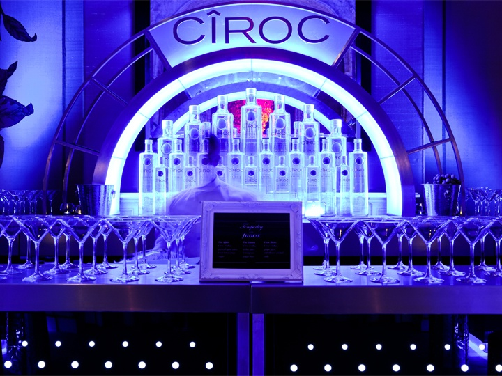 The Honest Group - Ciroc Back-Bar