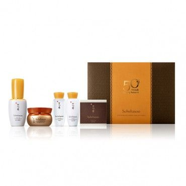 Concentrated Ginseng Trial Set Light (Online Exclusive)