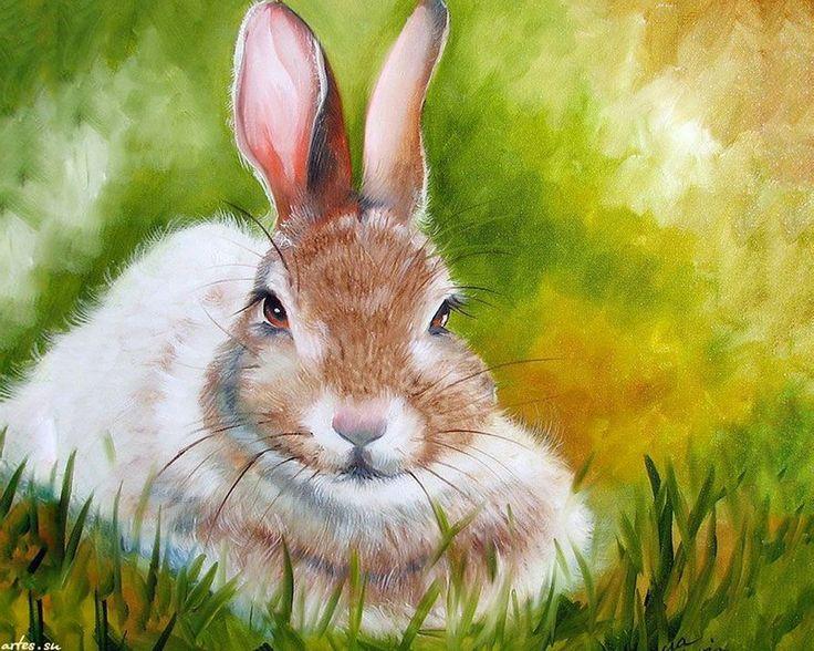 """""""Bunny"""" par Marcia Baldwin"""