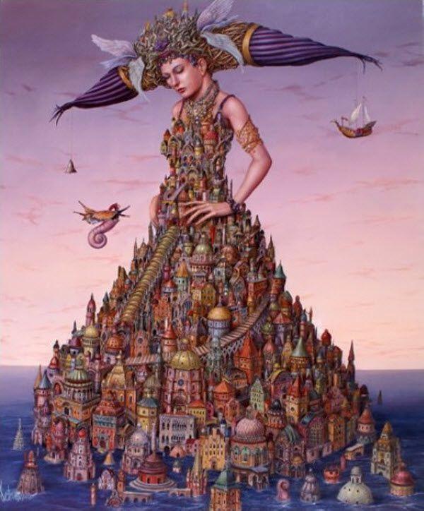 Realism Arts: Magical Realism – Surrealistic