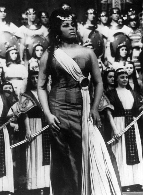 Leontyne Price |  Faced with adversity, she overcame the many challenges in her life. Her skill and mastery earned her many awards and honors including 19 Grammy Awards, the Kennedy Center Honors in 1980, as well as a Lifetime Achievement Grammy. One of her greatest moments (and would be for any other performer) was her 42 minute ovation after her debut performance as Leonora in Verdi's Il Trovatore at the Metropolitan Opera in 1961.