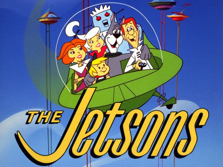 Children's The Jetsons George Jetson and his quirky futuristic family get into one comical misadventure after another! Description from tvtimes.me. I searched for this on bing.com/images