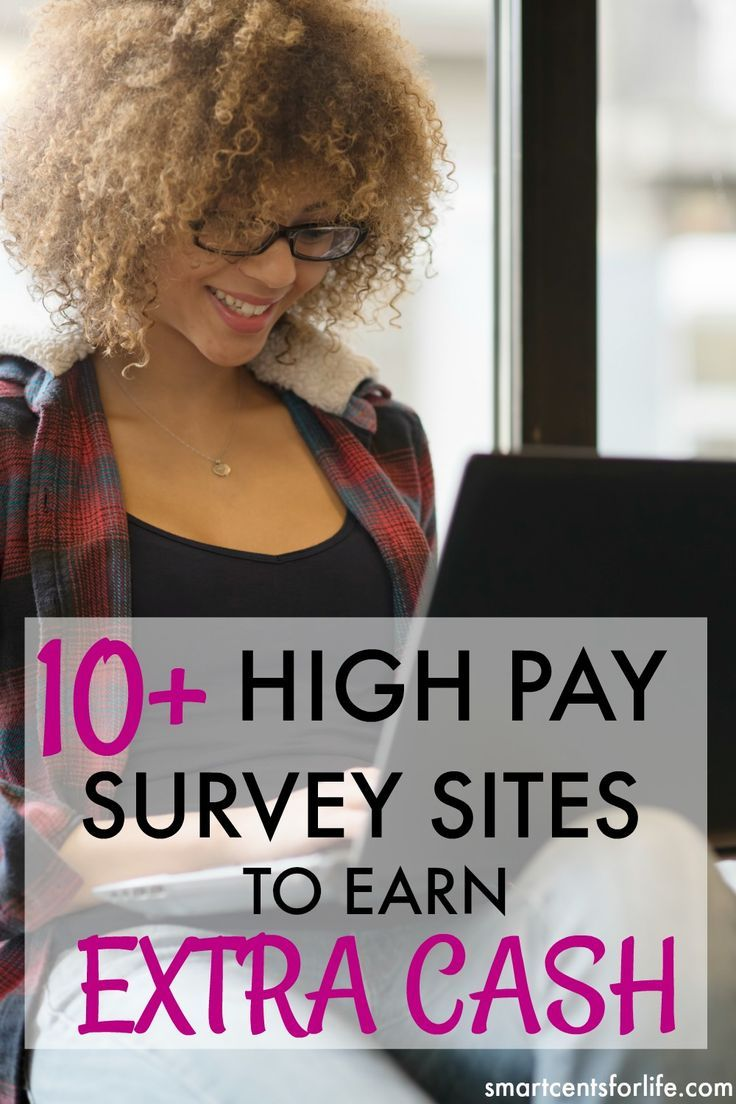 Are you looking to make some extra income? You can earn hundreds each month by only answering surveys. They are FREE to sign up and easy to use!