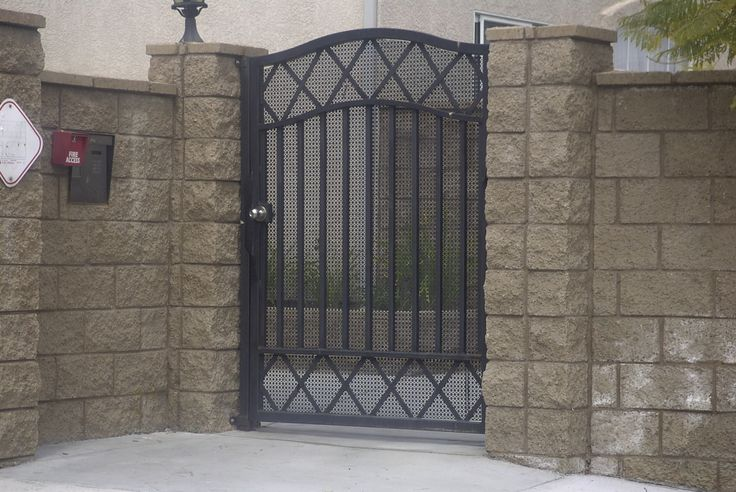 Steel Pedestrian Gate Google Search With Images Gate