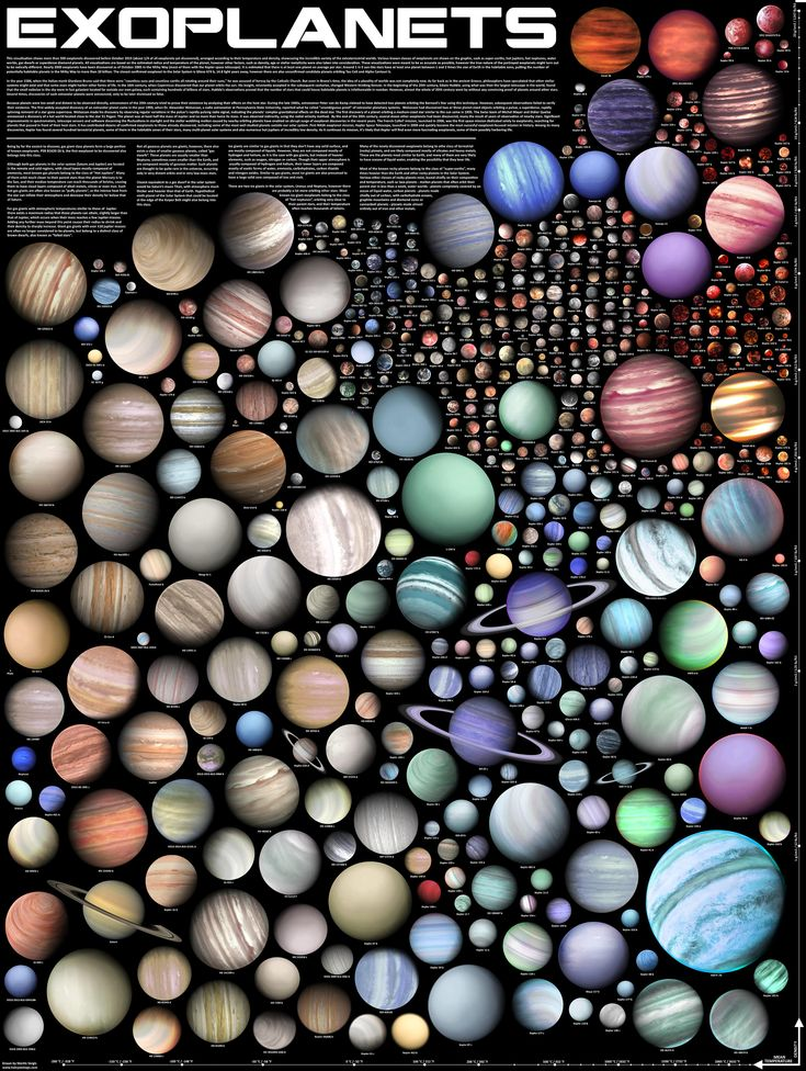 500 Planets on One Exquisite Chart | TIME