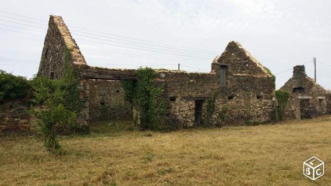 A 6km de la maison autonome de Gros Bouc, 44520 Moisdon-la-Rivière : Maison 2 pièces 180 m² Ventes immobilières Loire-Atlantique - leboncoin.fr