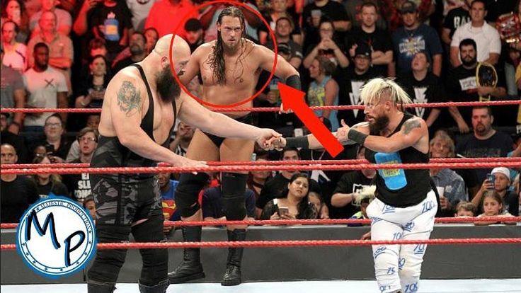 @real1 @bigcasswwe vs @luke_gallowswwe @karlandersonwwe from #WWERAW last week . . https://youtu.be/85yflNfEOyw . . . #prowrestling #wrestling #professionalwrestling #indiewrestling #mma #fight #mixedmartialarts #fighting #youtube #youtuber #content #contentcreator #wwe @wwe #RAW #LukeGallows #KarlAnderson #EnzoAmore #BigCass #bigShow @wwethebigshow