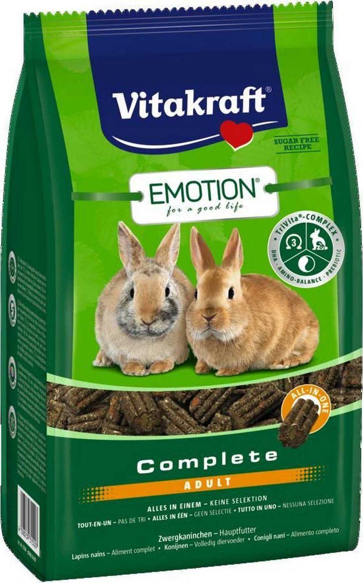 Корм для кроликов взрослых COMPLETE 800 г