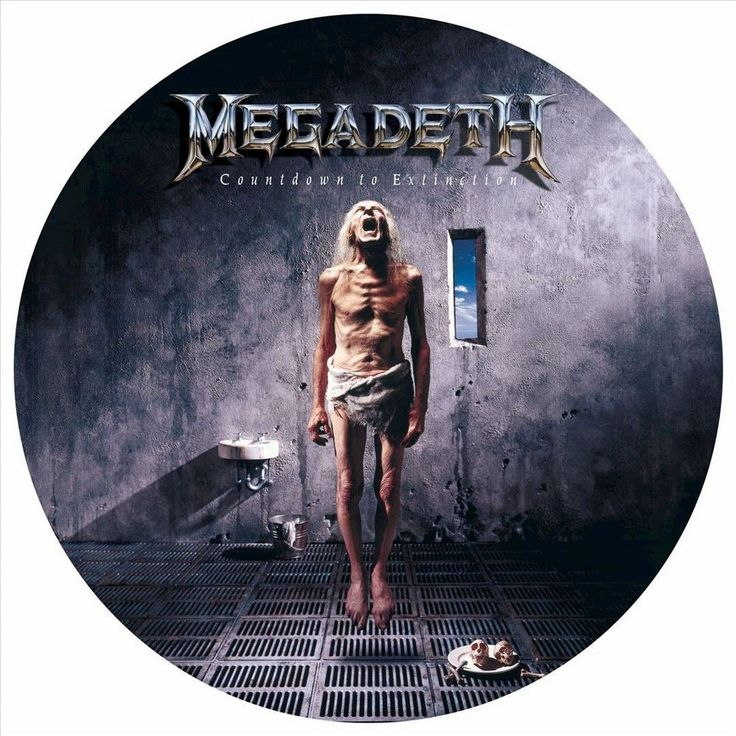 Megadeth - Countdown to Extinction [Explicit Lyrics] (Vinyl)
