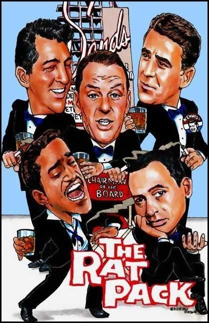..FOLLOW THIS BOARD FOR GREAT CARICATURES OR ANY OF OUR OTHER CARICATURE BOARDS. WE HAVE A FEW SEPERATED BY THINGS LIKE ACTORS, MUSICIANS, POLITICS. SPORTS AND MORE...CHECK 'EM OUT!!The Rat Pack