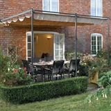 <strong>St Tropez</strong><br / >11x10 Garden Canopy