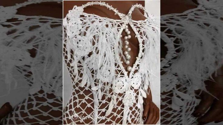 Crochet corset. Кружевной корсет - Olga Lace
