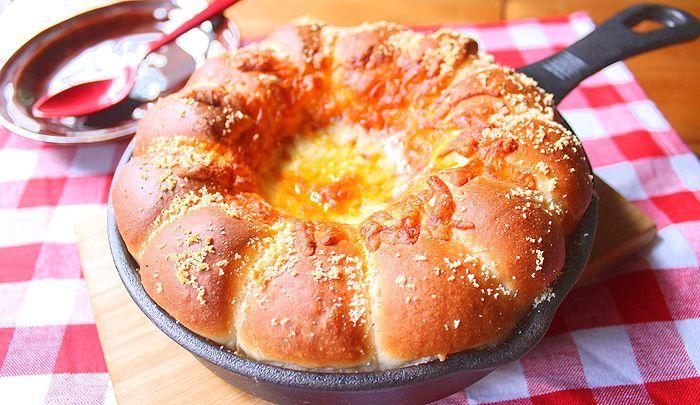 「スキレットブレッド」がキテる!進化形ちぎりパンに挑戦してみた【第2弾】 | キッチンポケット 〜 キッチン家電おたすけサイト