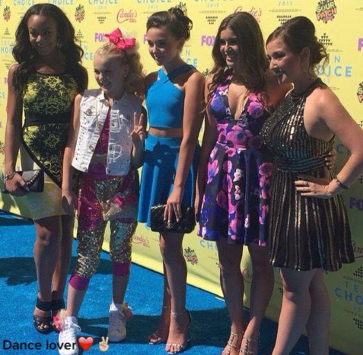 Nia, Jojo, Kendall, Kalani and Gianna