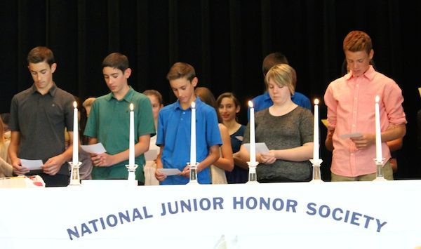 What Is the Goal of the National Honor Society?