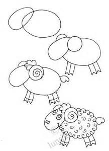 image detail for how to draw animals fun drawing lessons for kids - Fun Drawings For Kids